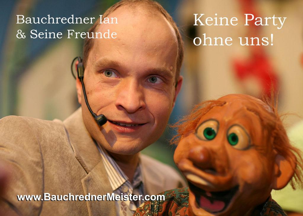 Bauch Redner