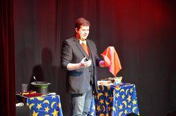 Magia para eventos con David Redondo