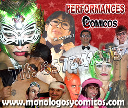 Actores performances