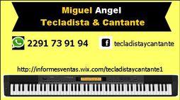 Tecladista y Cantante para tu_0