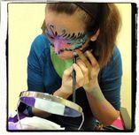 Talleres de Facepainting-curso foto 1