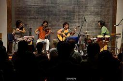 Cuarteto Ombú