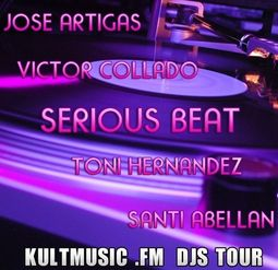 Kultmusic fm DJs Tour
