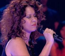 Núria Martorell La Voz cantante