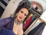 DragQueen Aaron Mars foto 2