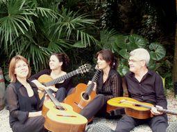 Quartet de guitarres Miquel Llobet