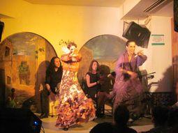 Flamenco TOQUE Y TACÓN