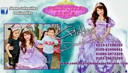 shows infantiles GDL