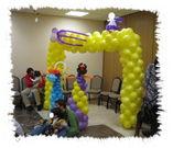Decoraciones fiesta JAJEJIJOJU foto 2