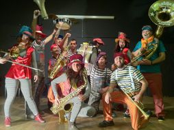 El Puntillo Canalla Brass Band