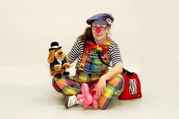 Zauberclown, Kinderclown, Ball