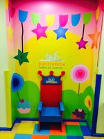Salas de cumpleaños Alatevamida