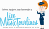 Live Music Tourlines