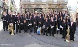 Banda de música Lazaro Rueda