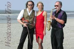 Hochzeitsband Westcoast-Trio