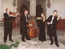 Cuarteto Tres Siglos de Musica