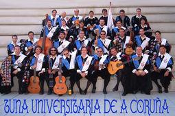 Tuna Universitaria de Coruña