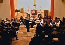 Orquesta de cambra Salvador Ribas