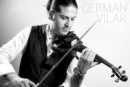 Música en tu boda original, violín eléctrico.