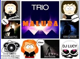 Trio musical MALUBA