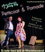 PETTICOAT & POMADE - Musik-Kabarett/Comedy