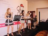 GRUPO FEMENINO DE BOSSA JAZZ CHILL OUT foto 1