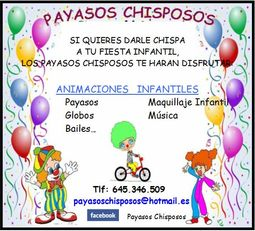 Payasos Chisposos
