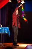 Rendevous der Neuen Presse  Zauberer Prestino auf der Kinderbühne