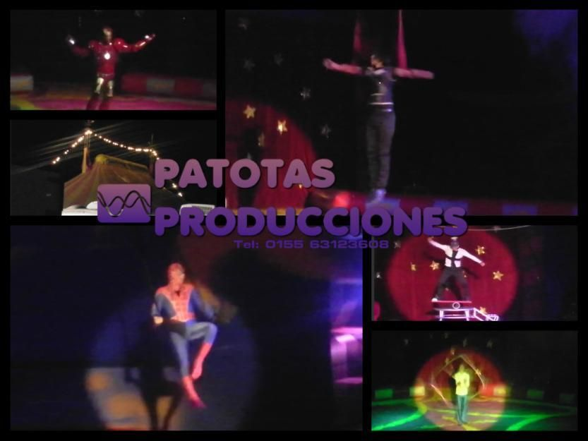 espectaculos de circo y performance 0