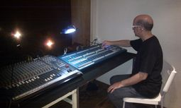 Grabación en Estudio o directo - Sound Pink