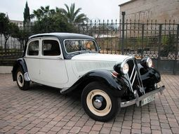 Coches de epoca Citroen 11b