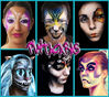 PINTACARAS - FACE PAINTING