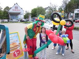 Pippy von den ClownsBrothers