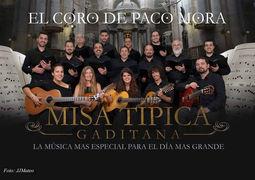 Misa Típica Gaditana, Coro de Paco Mora