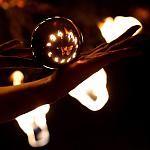 Feuerfeen - Feuershows aus flammender Akrobatik foto 1