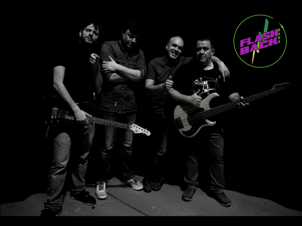 flashback band (versiones 60-70-80) 1