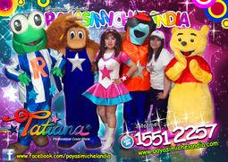 Show Musical de Tatiana y sus Amigos - DF/EdoMx_0