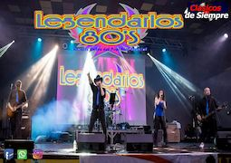 LEGENDARIOS 80\\\\\\\'S