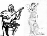 Grupo flamenco Almorayma foto 1