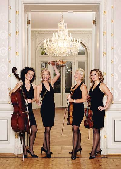 ladies swing quartet  0
