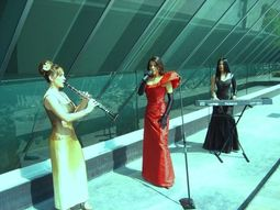 GRUPO FEMENINO DE BOSSA JAZZ CHILL OUT