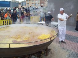 PAELLAS GIGANTES MADRID