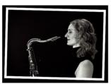 Diana Schimtz Saxophonistin foto 2