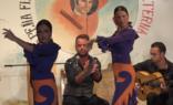 Cuadro Flamenco  Cristina Cañizares foto 2