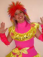 Payasos Bettyna Chiquitin