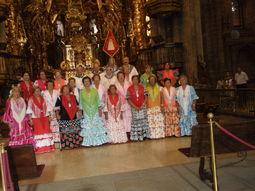 Coro Rociero Virgen del Rocío del Calvario Vigo