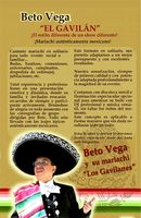 Beto Vega el Gavilán Mexicano.