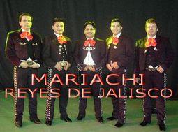 mariachi reyes de jalisco