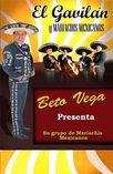 Beto Vega el Gavilán Mexicano. foto 1