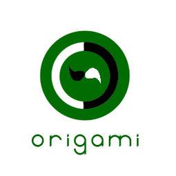 Origami teatre